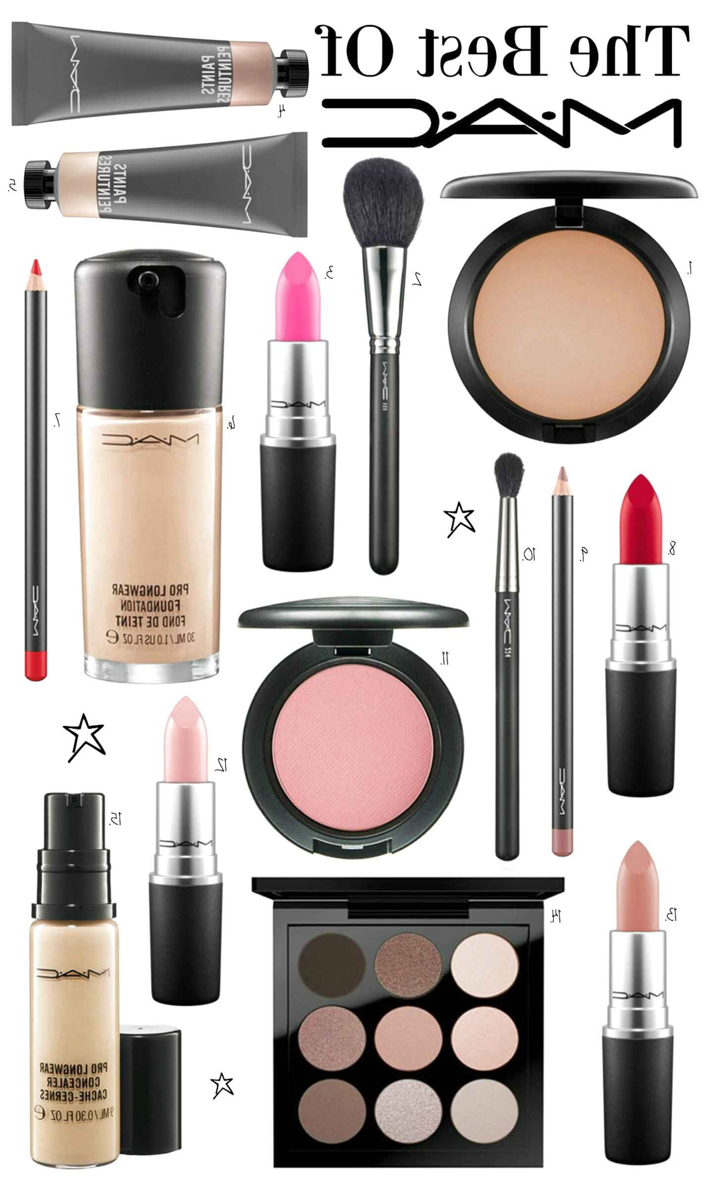maquillage mac d'occasion