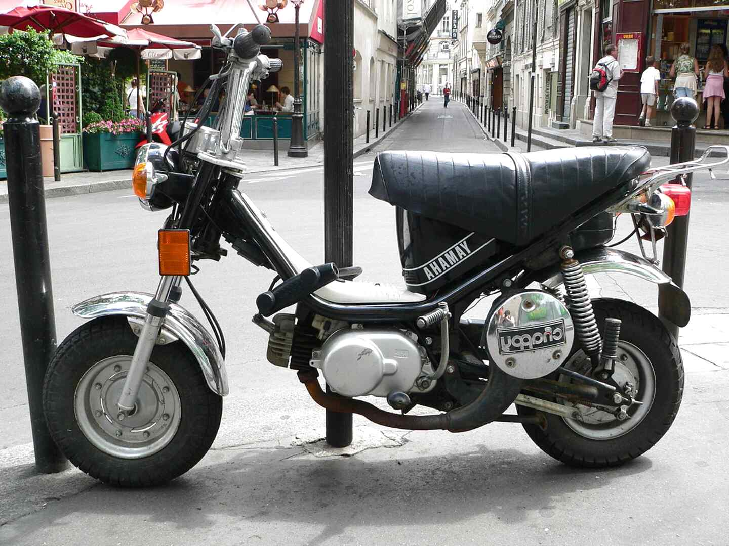 yamaha chappy d'occasion