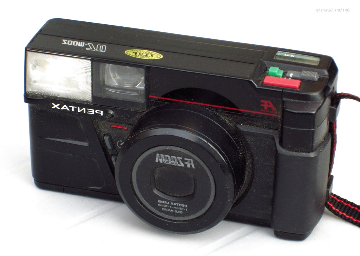 zoom pentax d'occasion
