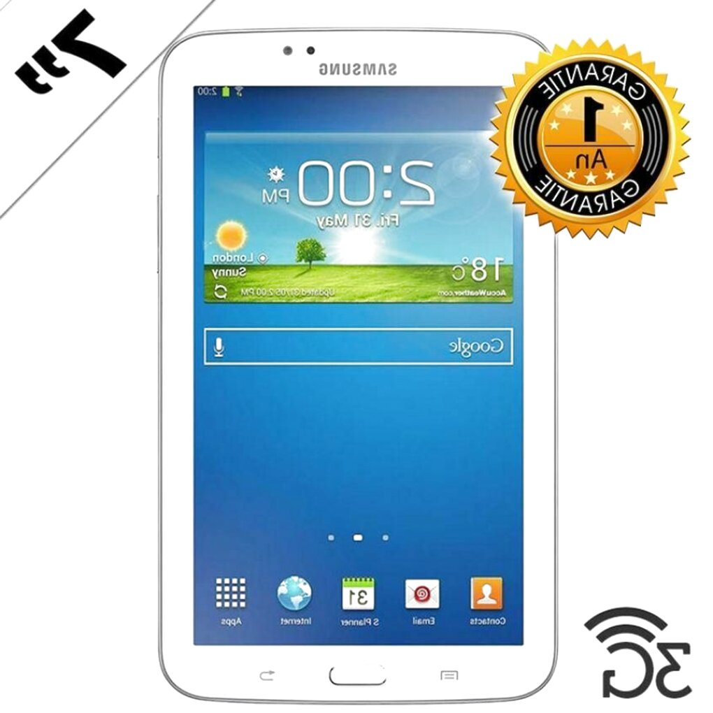 tablette samsung 3g d'occasion