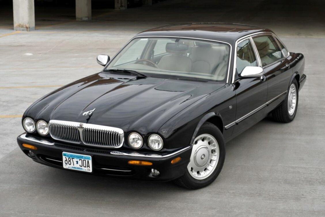 jaguar xj8 d'occasion
