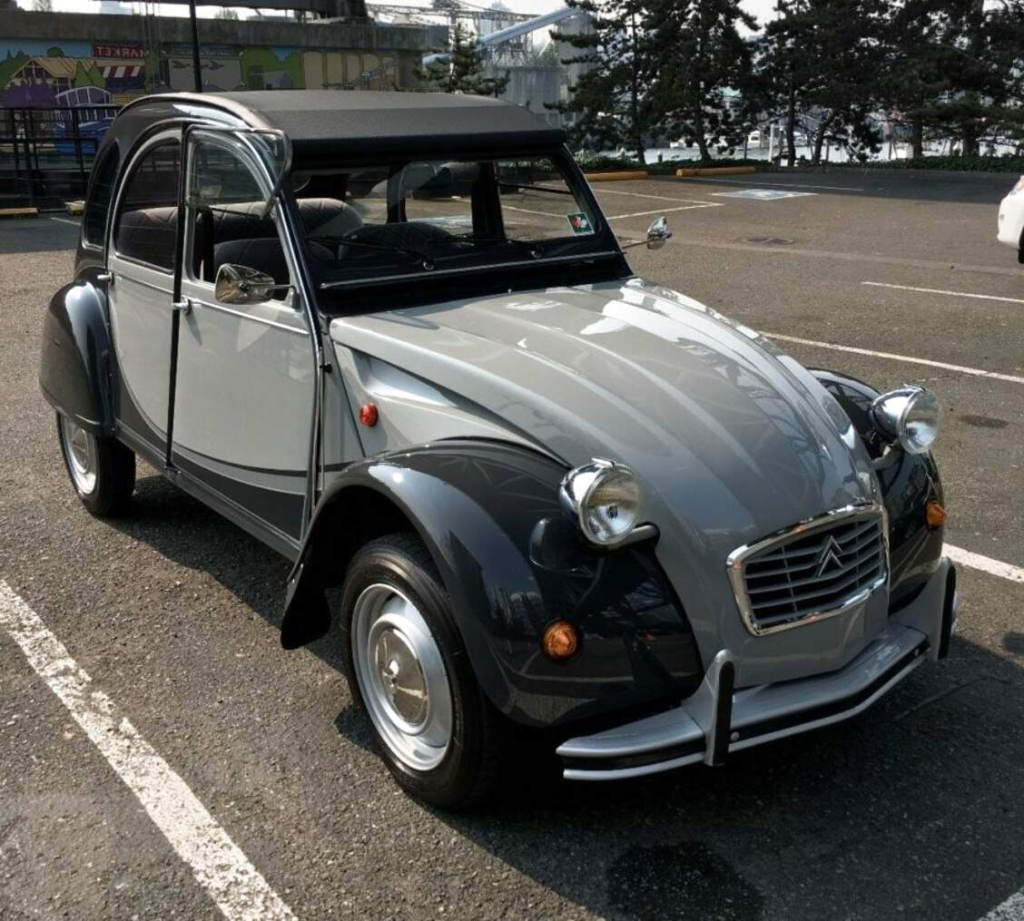 2cv 1990 d'occasion