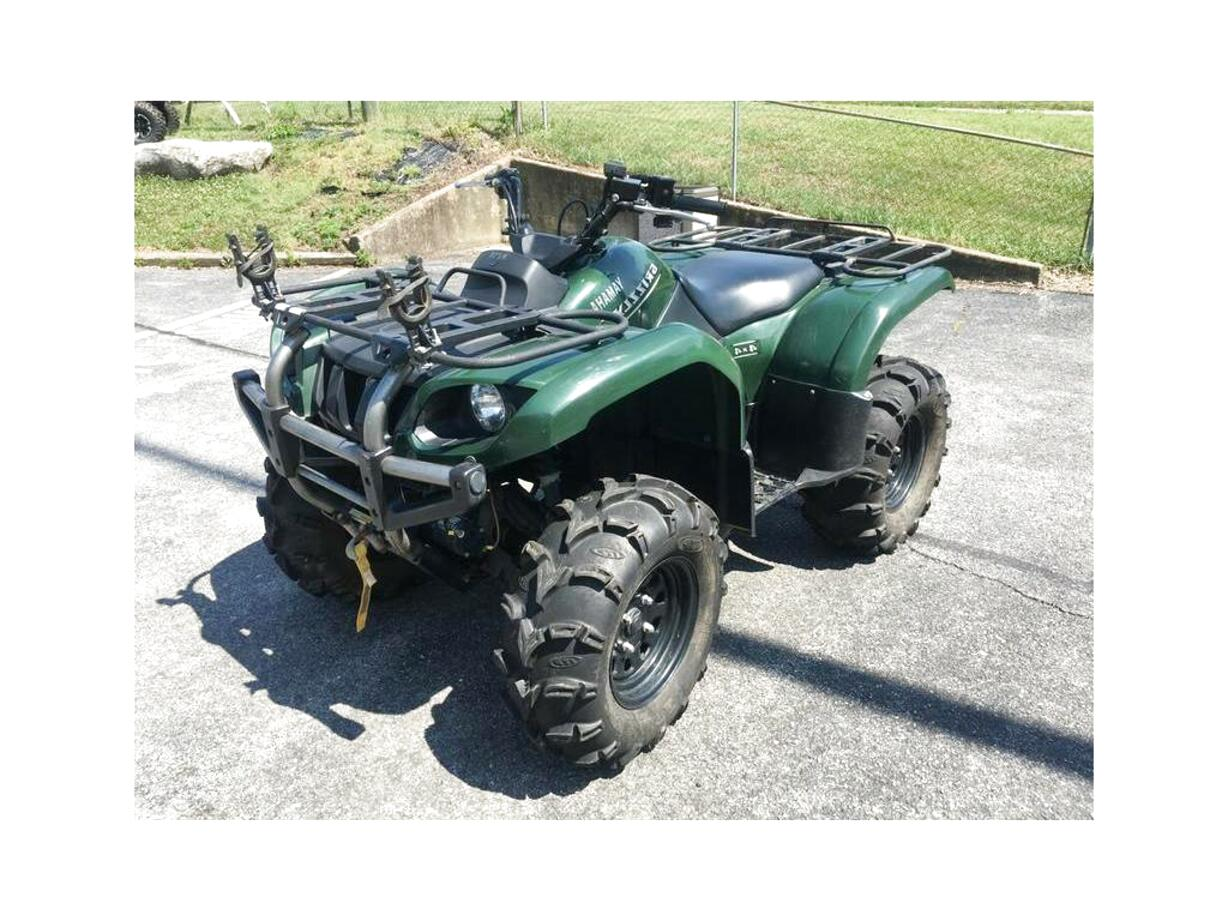 yamaha grizzly 660 d'occasion