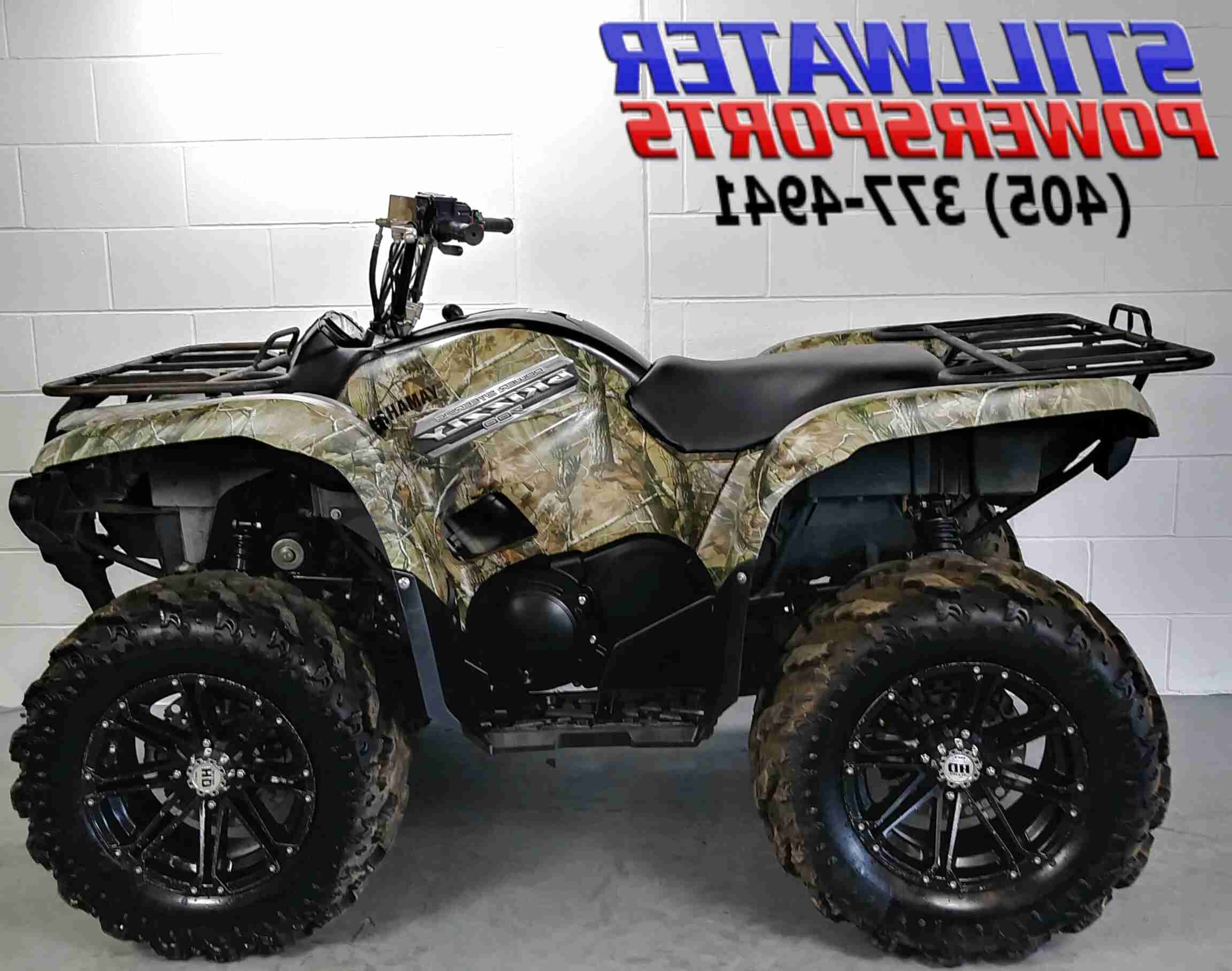 yamaha grizzly 700 d'occasion