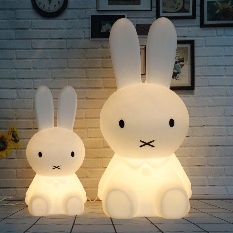 Lampe Veilleuse Lapin Miffy lampe lapin