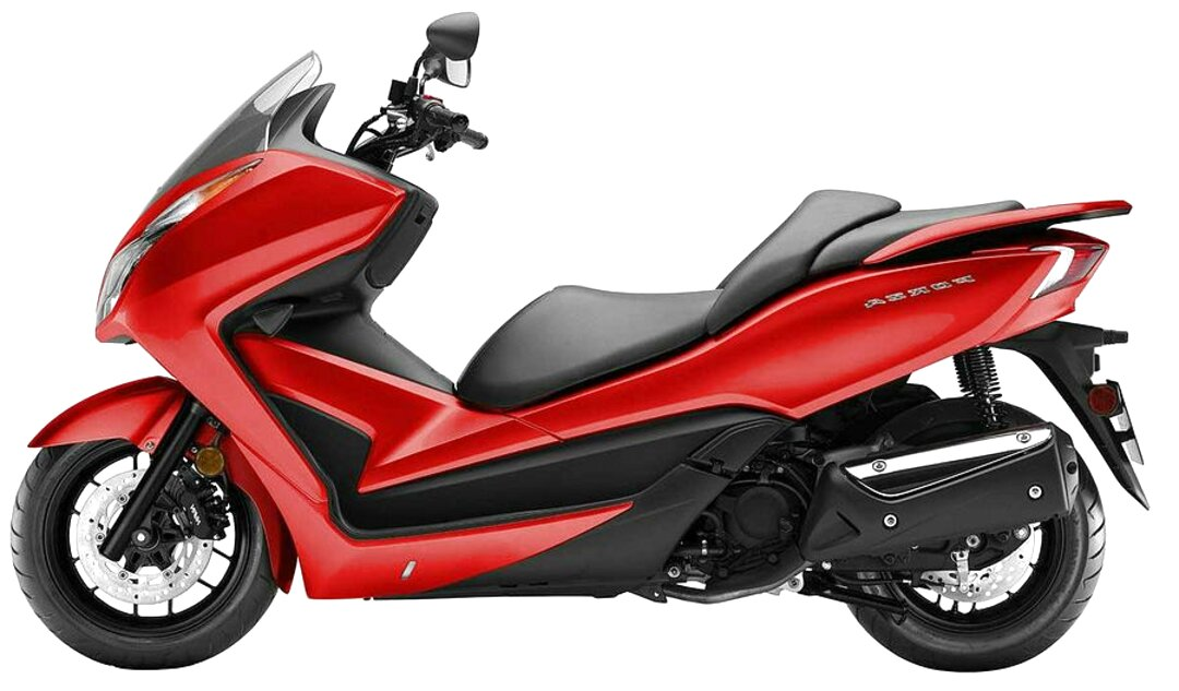 honda nss 250 d'occasion