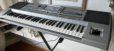 korg pa80 d'occasion