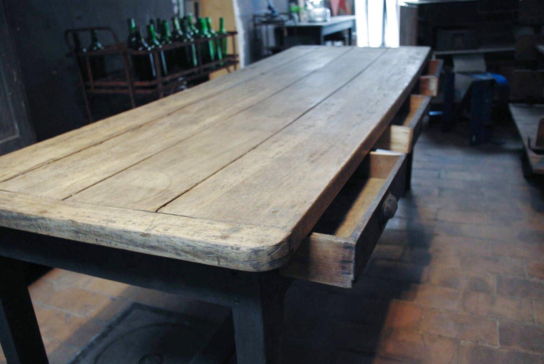 table ferme ancienne