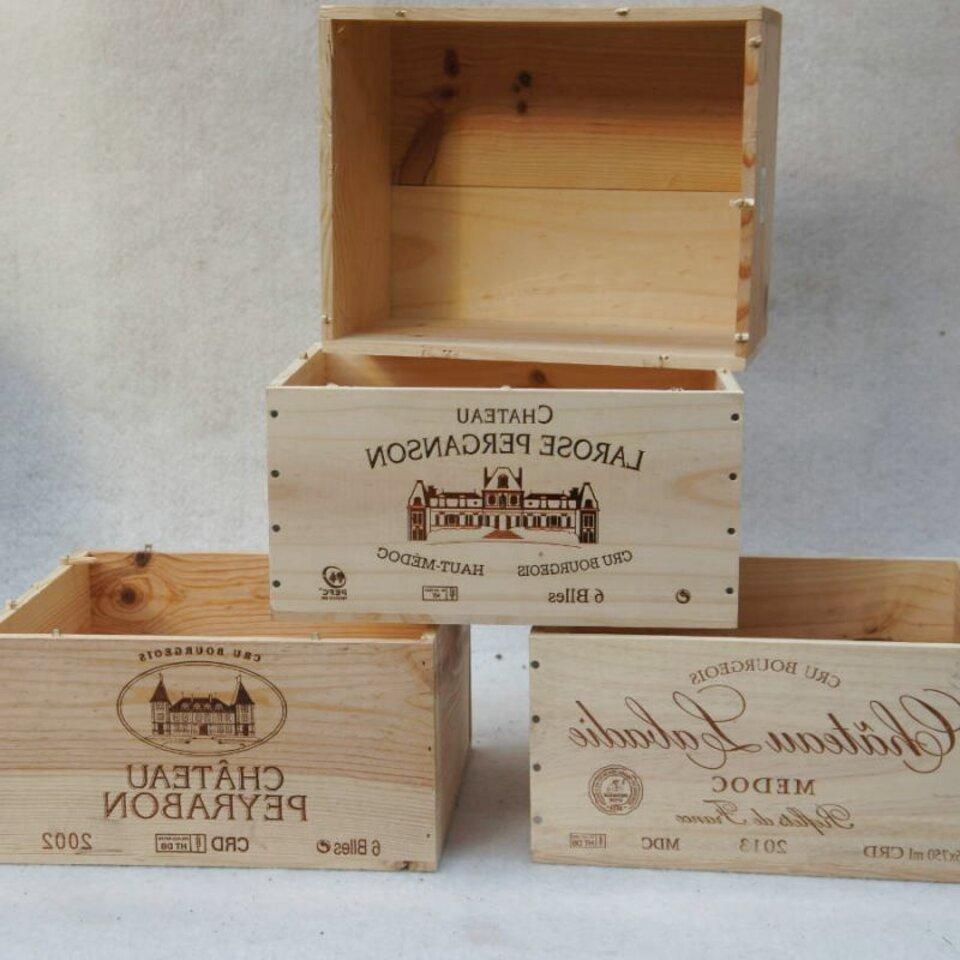 Caisse De Pomme Vide caisses vin