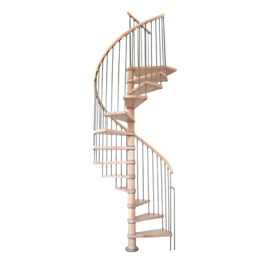 escalier helicoidal d'occasion