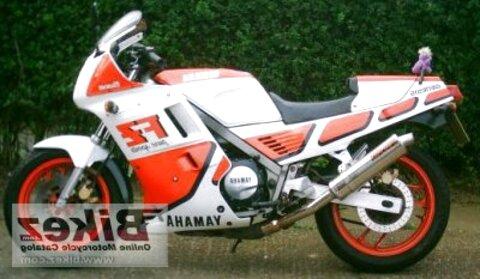 yamaha 750 fz 1986 d'occasion