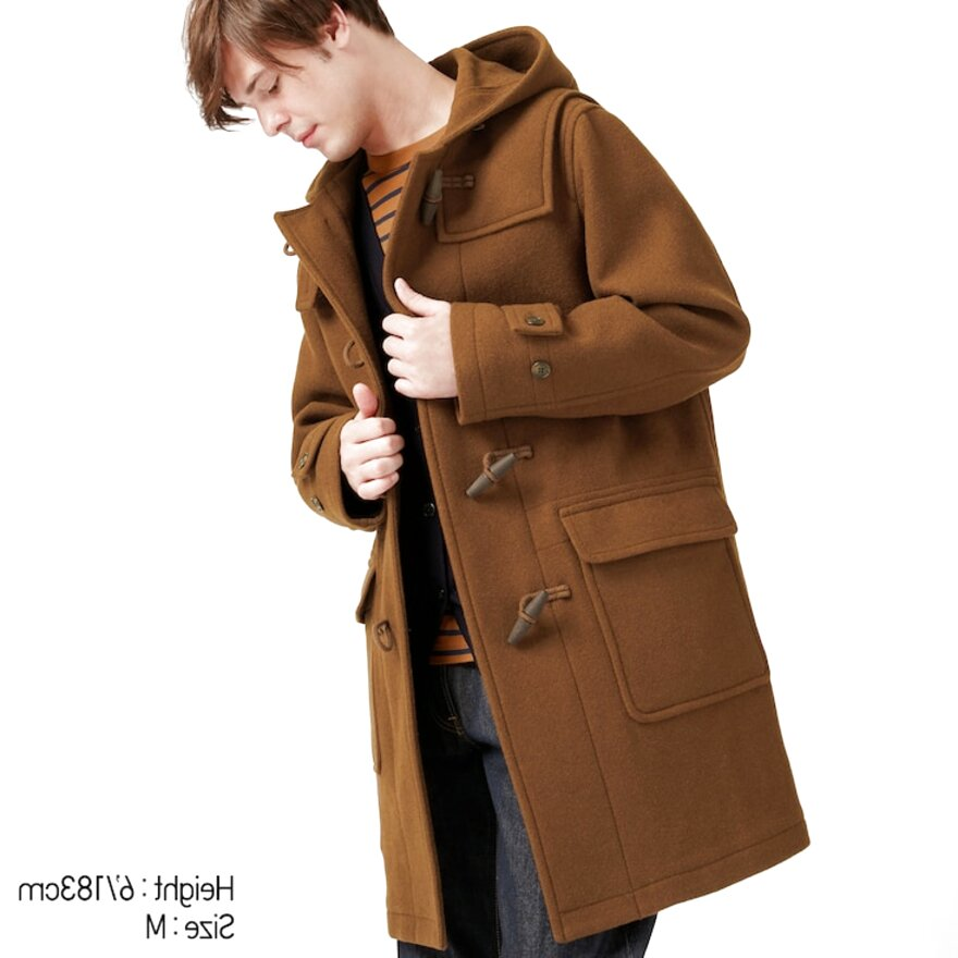 duffle coat d'occasion