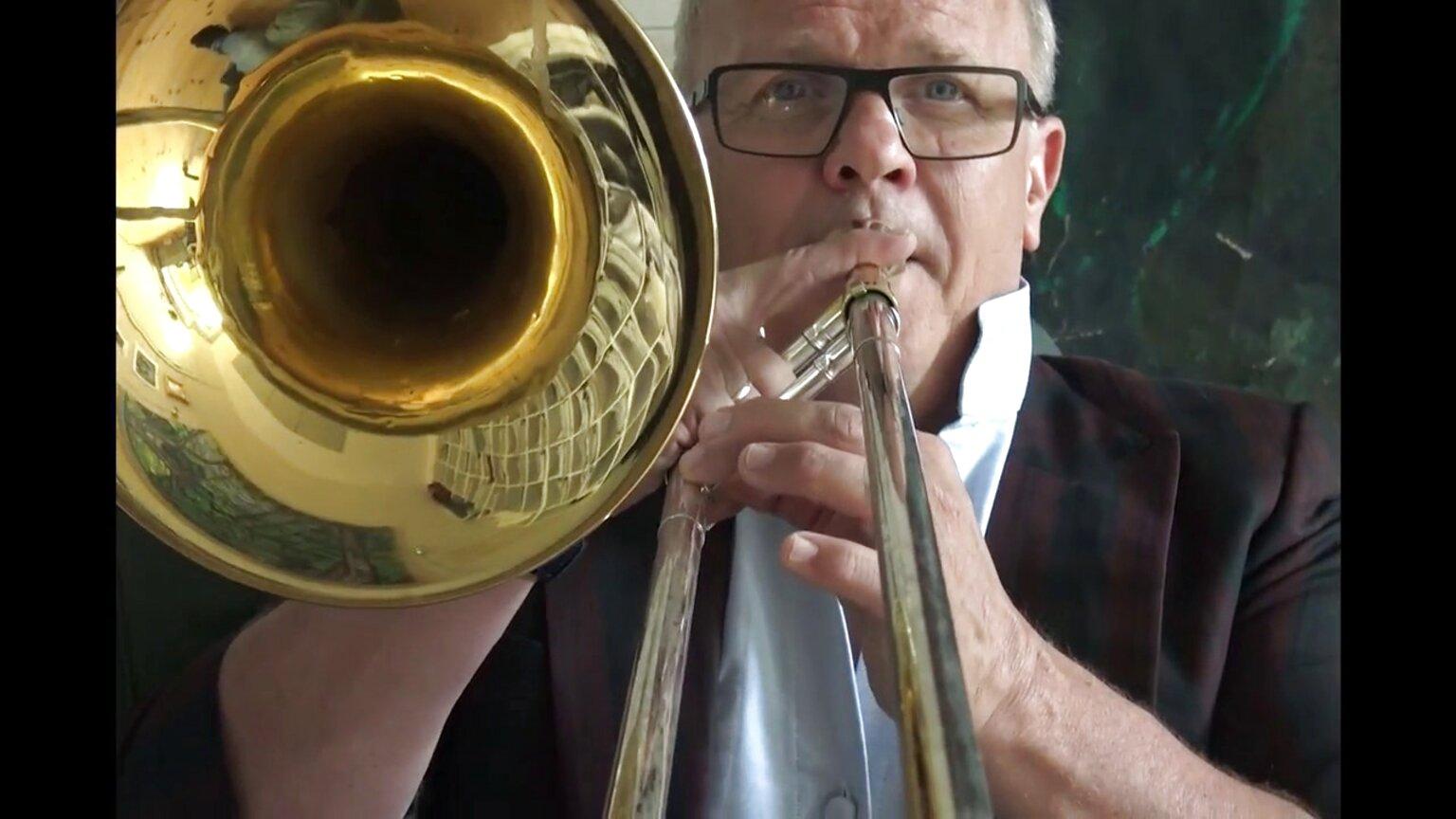 embouchure trombone d'occasion