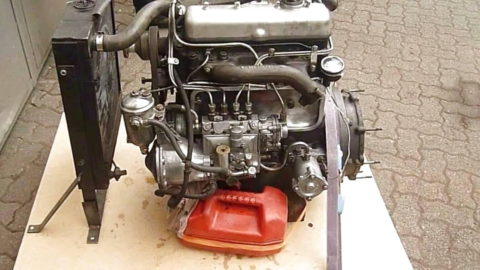 M-201010 4xGlühkerzen Mercedes OM621 OM636