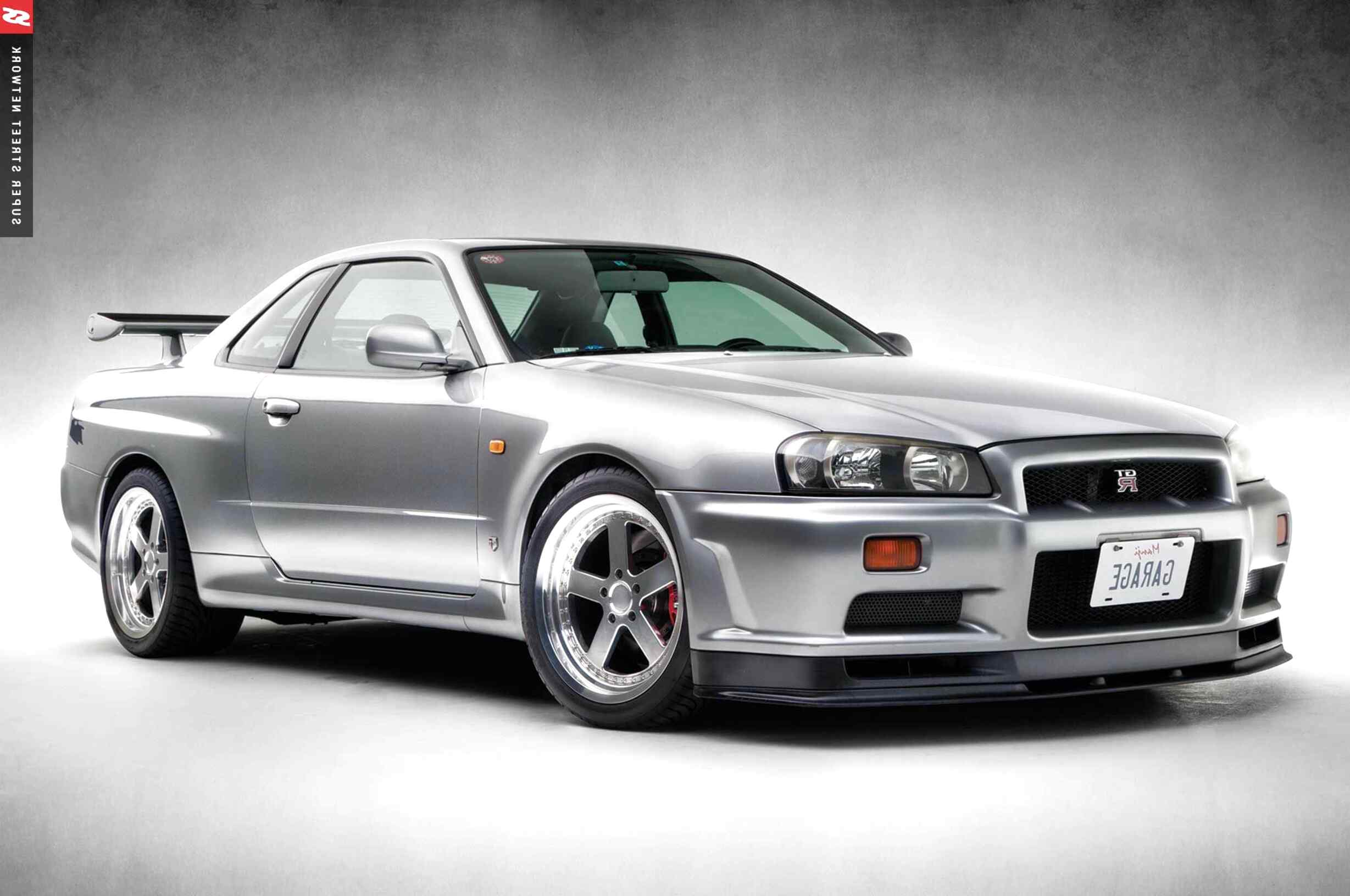 nissan skyline d'occasion