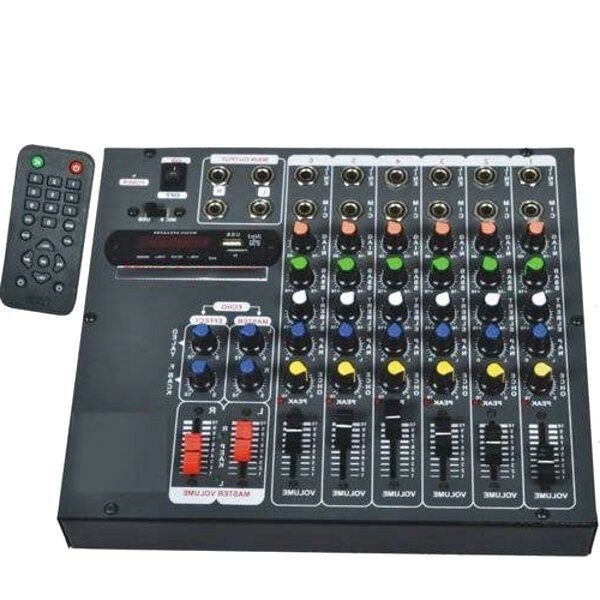 stereo sound mixer d'occasion
